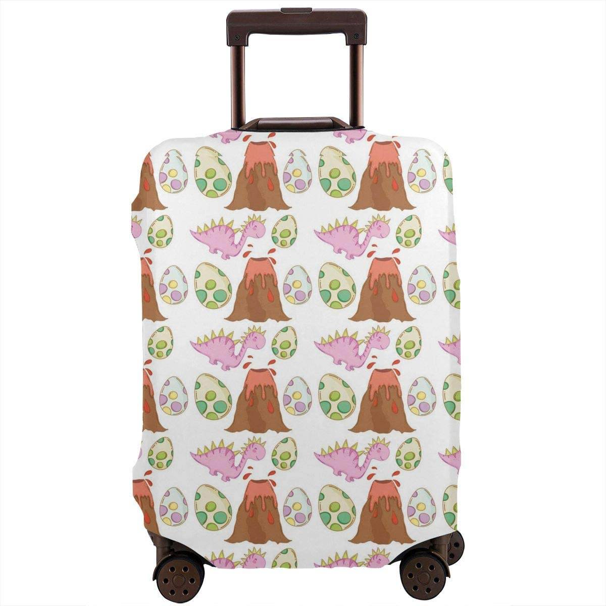 Octopus Tentacles Luggage Protector Cover XL Travel Suitcase Baggage Protective Cover Anti Scratch Protector