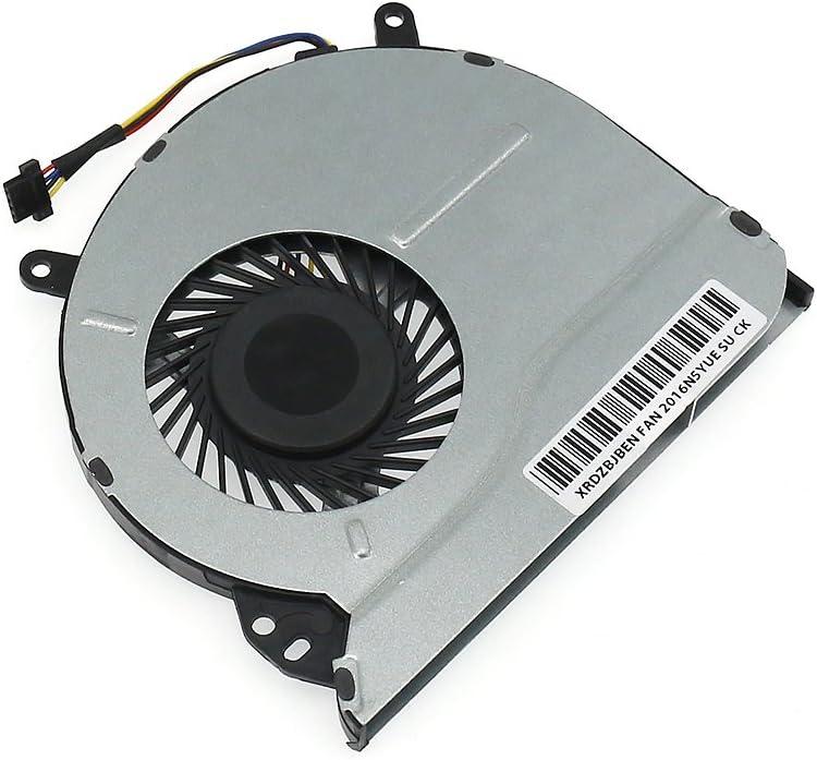 Laptop CPU Cooling Fan for Select HP Sleekbook Series