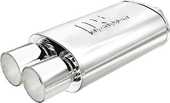 14805 Magnaflow Universal Schalld/ämpfer 2x 90mm mit ABE