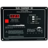 Blue Sky Energy SC30 30A PWM Solar Charge Controller with Display, Fully programmable for Lead-Acid or Lithium Batteries