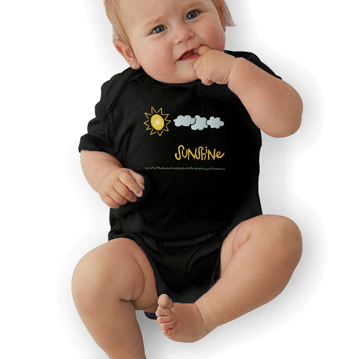 You are My Shine Baby Pajamas Bodysuits Clothes Onesies Jumpsuits Outfits Black
