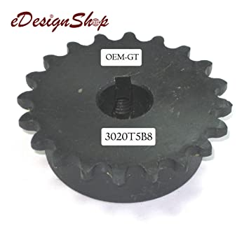 "Jackshaft 5//8/"" X 12/"" 3//16/"" Keyway Hardened Steel For Go Kart Mini Bike /& More"