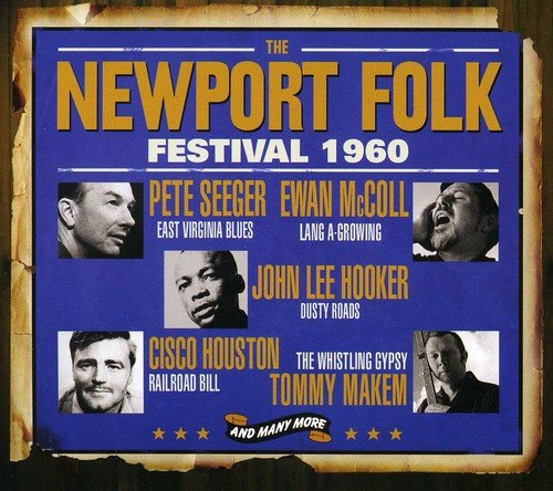 Newport Folk Festival 1960 - Newport Stores