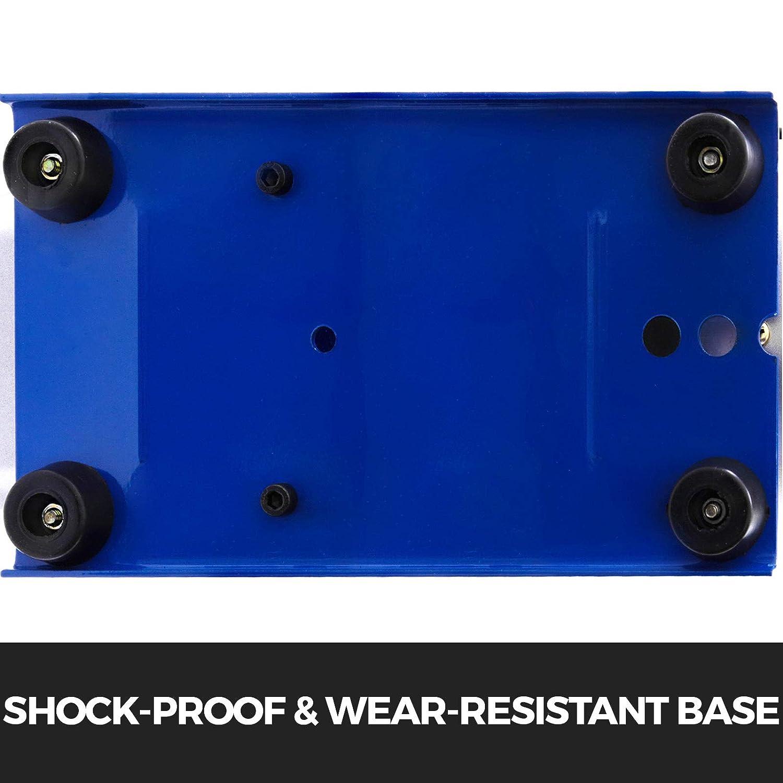 5 gallons Kit de r/éfrig/ération CVC A//C Mophorn Kit de Pompe /à Vide avec Chambre /à Vide de 22 litres /à un /étage de 3 PCM et 1//4 CV