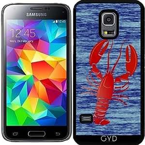Funda para Samsung Galaxy S5 Mini - Langosta by hera56
