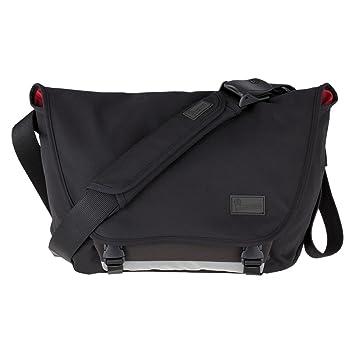 707b766ccad7 Crumpler Men's The Considerable Embarassment Messenger Bag 15 L Black