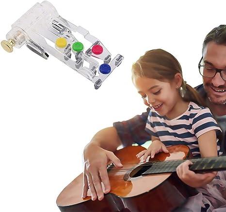 Herramienta De Aprendizaje De Guitarra Buddy, Accesorios De Ayuda ...