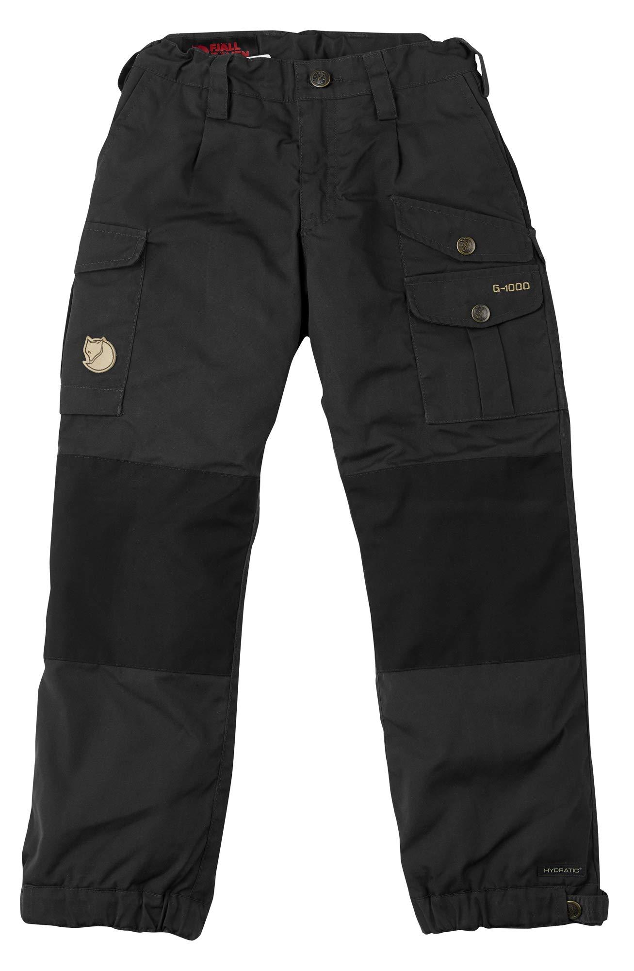 Fjallraven - Kid's Vidda Padded Trousers, Dark Grey, 140