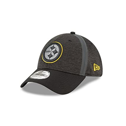 New Era Pittsburgh Steelers Clubhouse 39Thity Stretch Fit Hat Cap  Small Medium 00b66f2a6