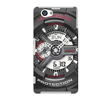 8d90bd331c BeOne ケース・カバー 平面印刷 (クリアベース) ドコモ スマートフォン docomo Xperia Z1 f