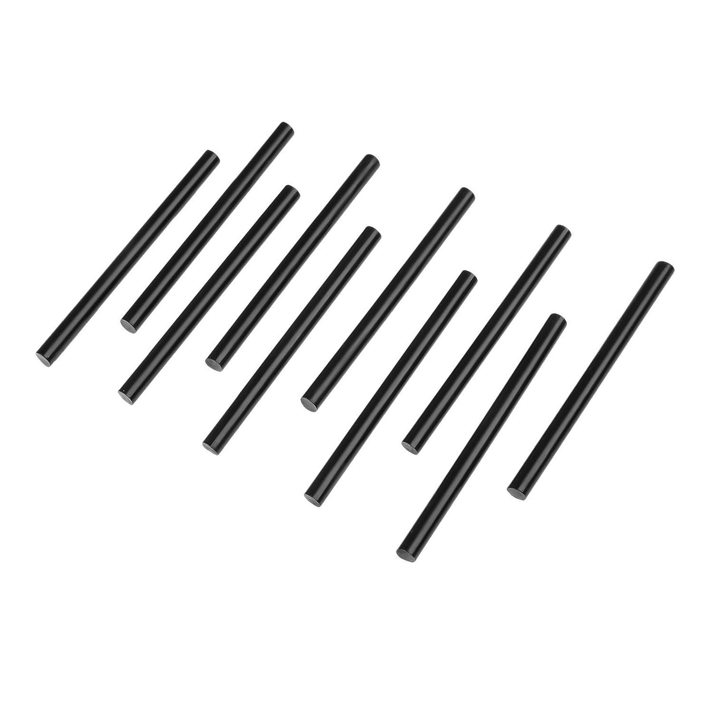 Mtsooning Lot de 10Bâtons de Colle Chaude  7mm x 100mm pour Pistolet à Colle 100W 4336847504