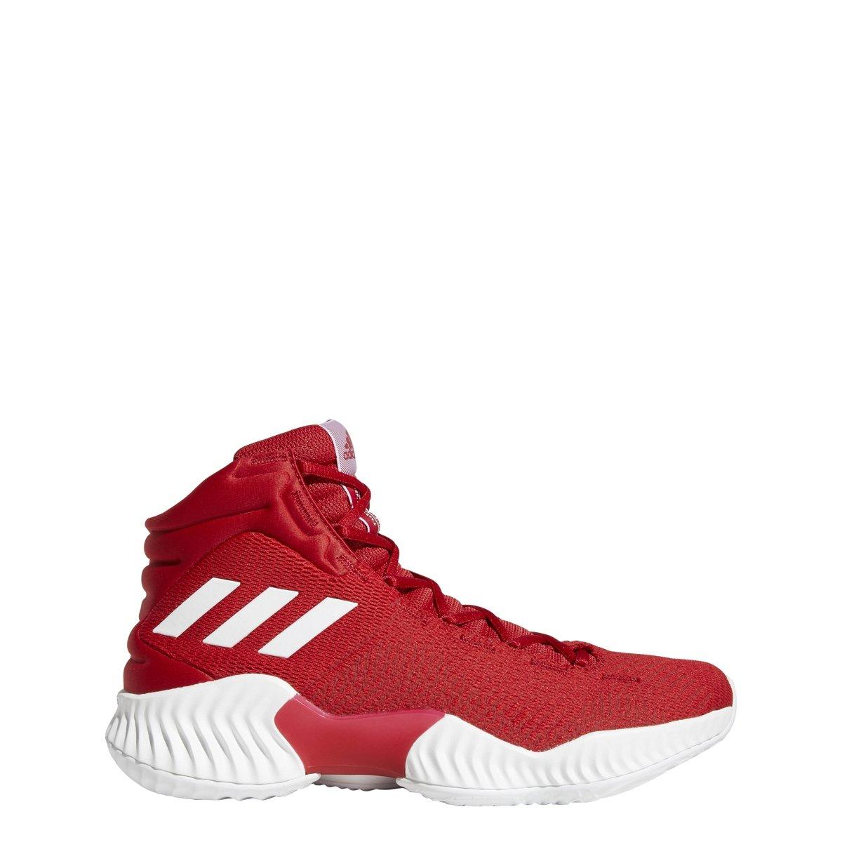 Adidas hombre 's Pro Bounce 2018 zapatilla de baloncesto b077x3rlfr 18 D (m)