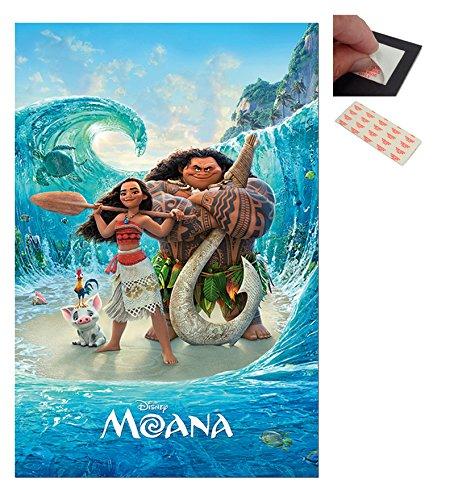 Moana Disney Poster  36 x 24
