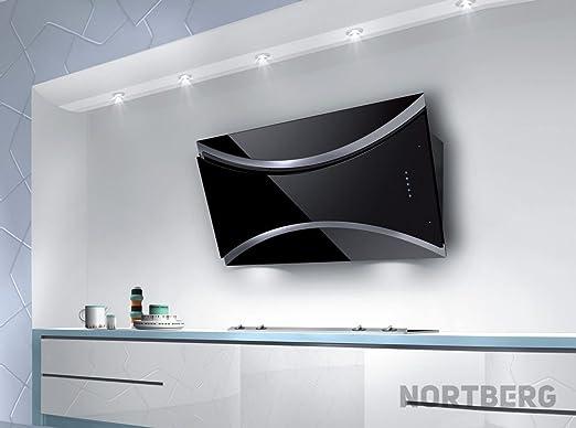 Nort Berg evro Campana extractora, pared, 90 cm: Amazon.es: Hogar
