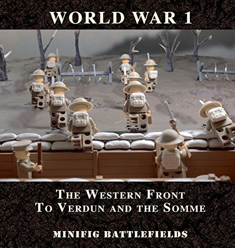 Read Online World War 1 - The Western Front to Verdun and the Somme ebook