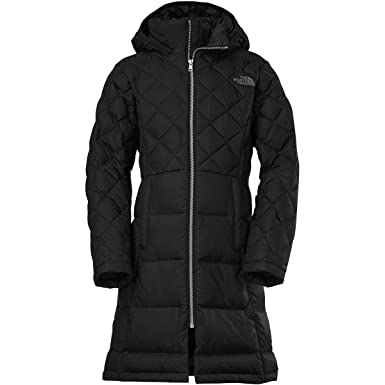 north face long puffer