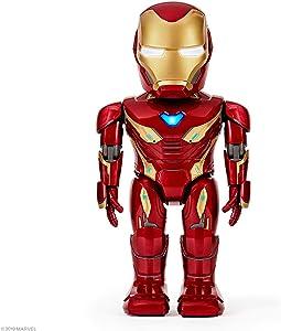 UBTECH Marvel Avengers: Endgame Iron Man MK50 Robot, Red