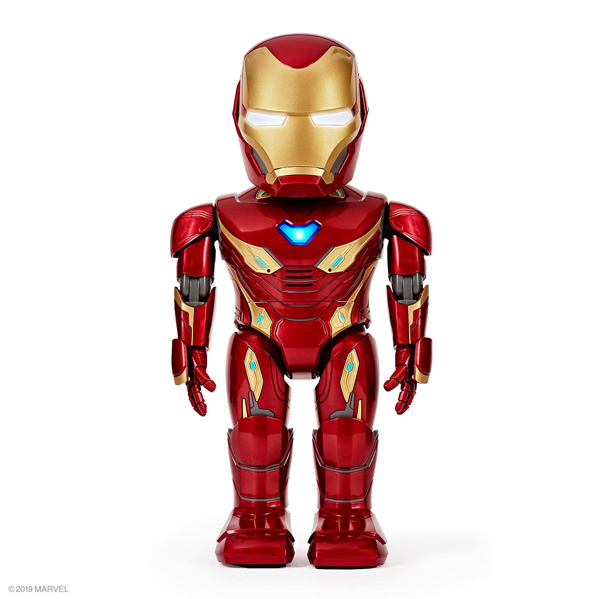 iron man robot