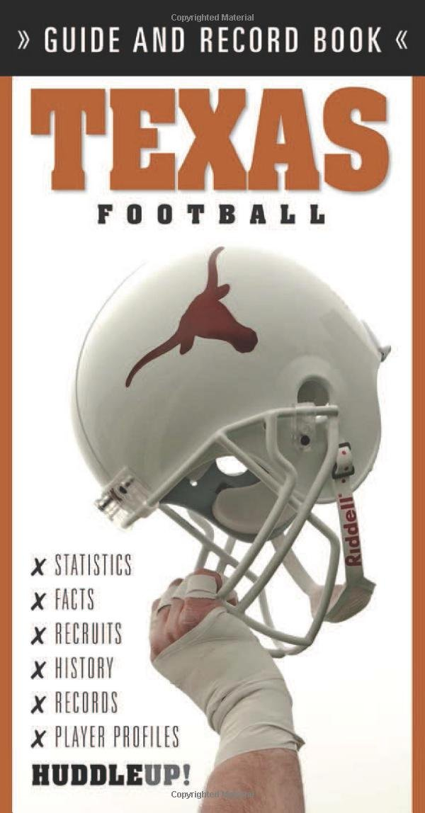 Texas Football (Guide and Record Book) ebook