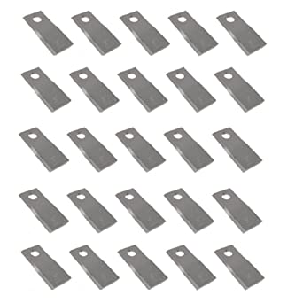 Amazon.com: 58700 nuevo Pack de 25 Vicon Disco cortacésped ...