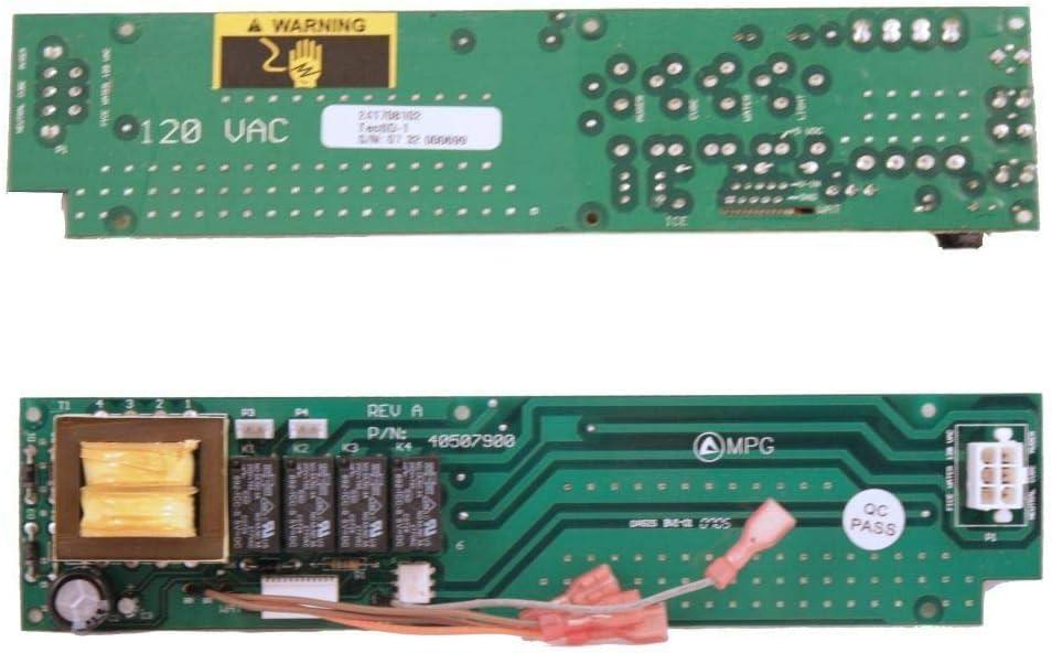 Refrigerator Power Control Board 40507900 703644-02 ReplacementParts
