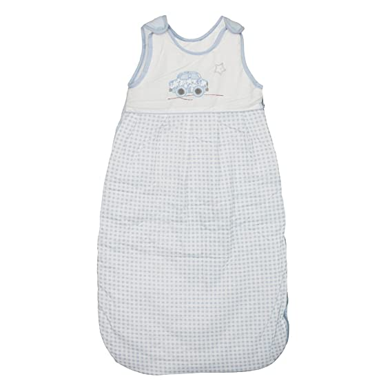 Saco de Dormir Acolchado de una Pieza para bebé: Amazon.es ...