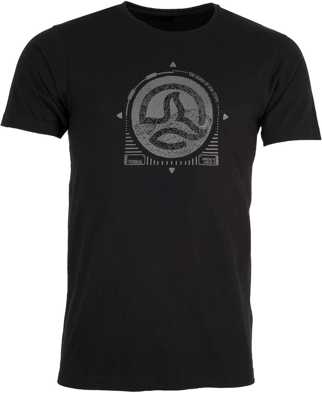 Ternua Camiseta Kadiri SL T-Shirt M Hombre, Black, XL: Amazon.es: Deportes y aire libre