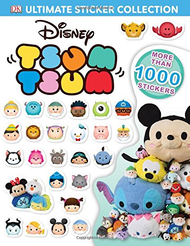 Ultimate Sticker Collection: Disney Tsum Tsum (Ultimate Sticker Collections) [DK] (Tapa Blanda)