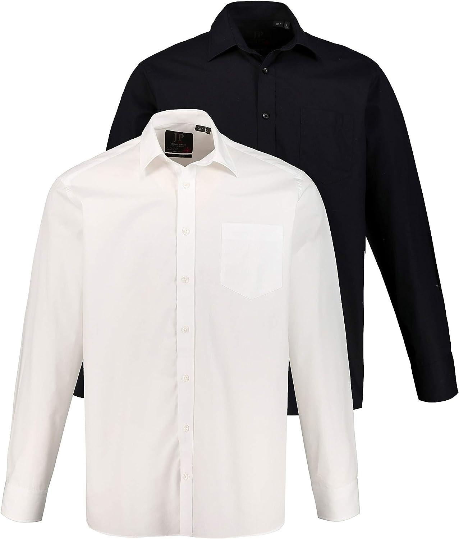 JP 1880 Businesshemd Camisa para Hombre