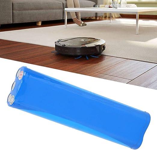 Jadpes Reemplazo de batería para Aspirador de Robot doméstico ...