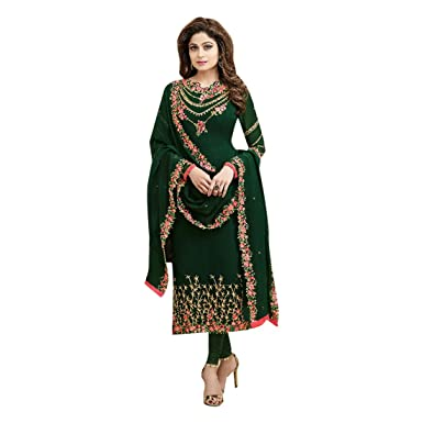b9e3cedd86 Amazon.com: EID New Festive Designer Women Kaftan Wedding Dress salwar  kameez hijab Floor Length Anarkali Suit Custom to Measure muslim 2718:  Clothing