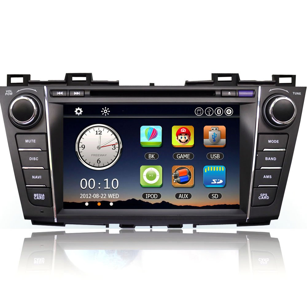 Car Entertainment Multimedia System Wiring Diagram Blog About Stereo Also Dvd Player Harness Amazon Com Docooler High Definition 8 0 Inch In Dash With Navi