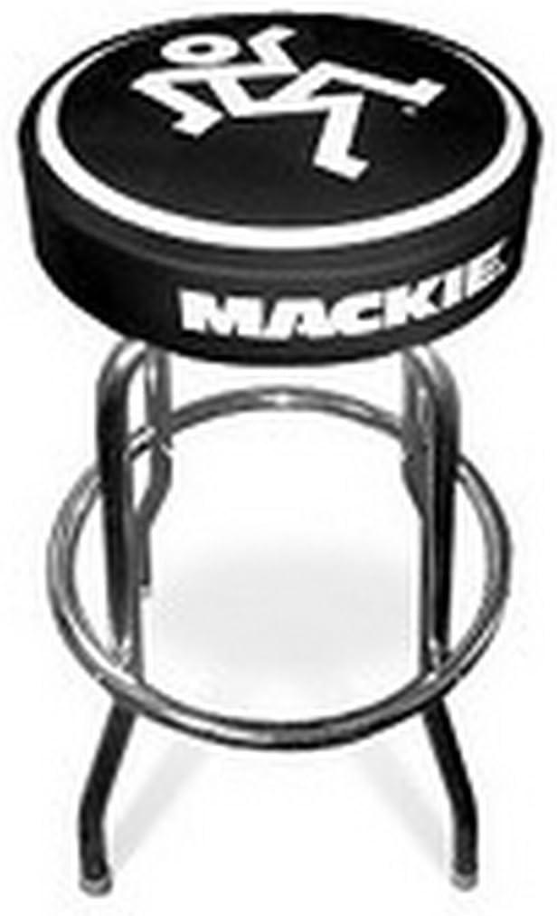 Mackie Studio Stool 30-inch Height includes Mackie s Logo