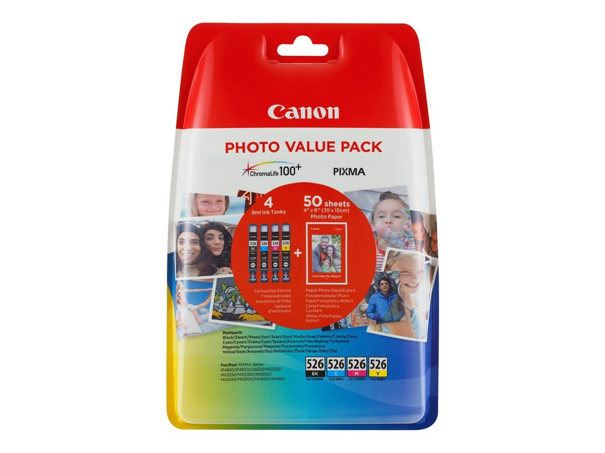 Canon (CO67002) Ink Cartridge, Black: Amazon.co.uk: Office Products