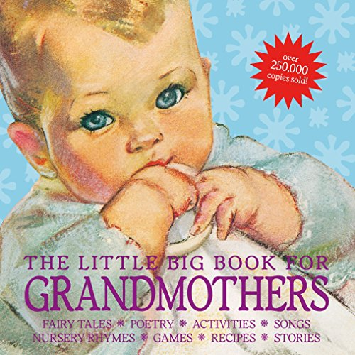 The Little Big Book for Grandmothers, revised edition (Little Big Books) ()