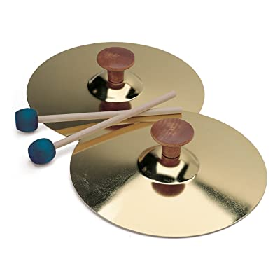 Hohner Crash Cymbal, inch (S3800): Musical Instruments