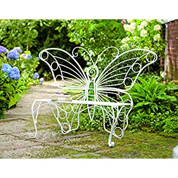 Amazon Com Plow Amp Hearth Weather Resistant Butterfly