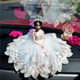 White Bride Wedding Party Gown Fashion Outfit Clothing Accessories For Kurhn Barbi