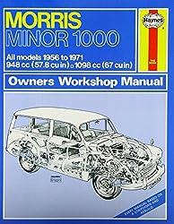 Morris Minor 1000 Owner's Workshop Manual (Haynes Service and Repair Manuals)