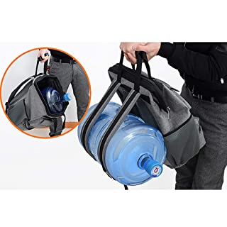 KKmoon 工具用道具袋 ダブルショルダーツールバッグ
