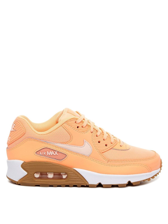 Calzado deportivo para mujer, color Naranja , marca NIKE, modelo Calzado Deportivo Para Mujer NIKE AIR MAX 90 Naranja 36.5 EU|Coral