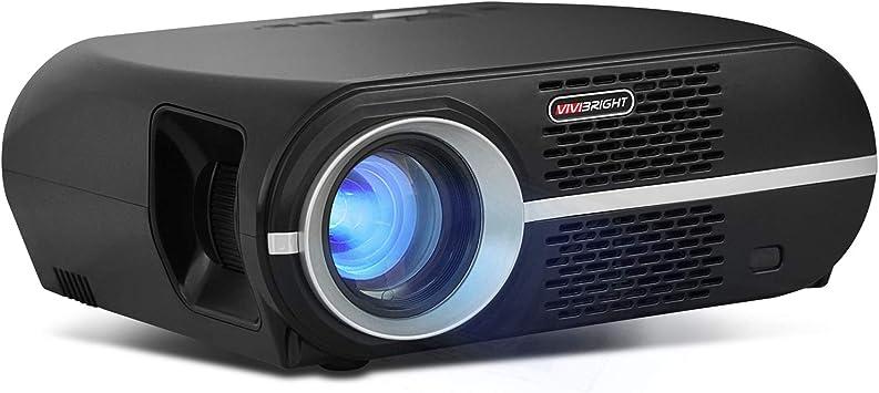 VIVIBRIGHT GP100 Proyector de Vídeo LCD 1080P Full HD de ...