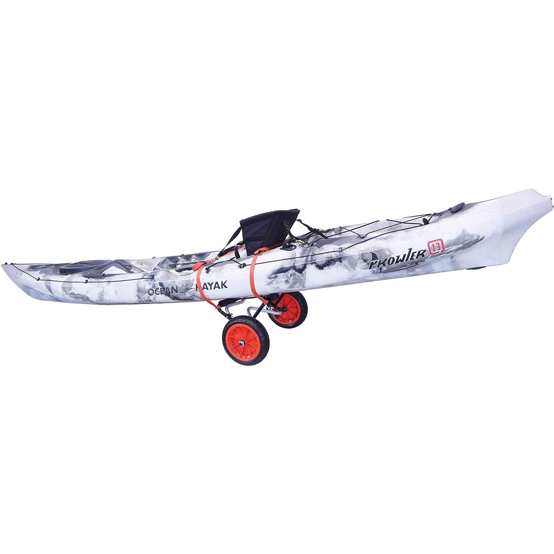 Malone Racks WIDETRAKAT Large Kayak//Canoe CART w//NO-Flat Tires