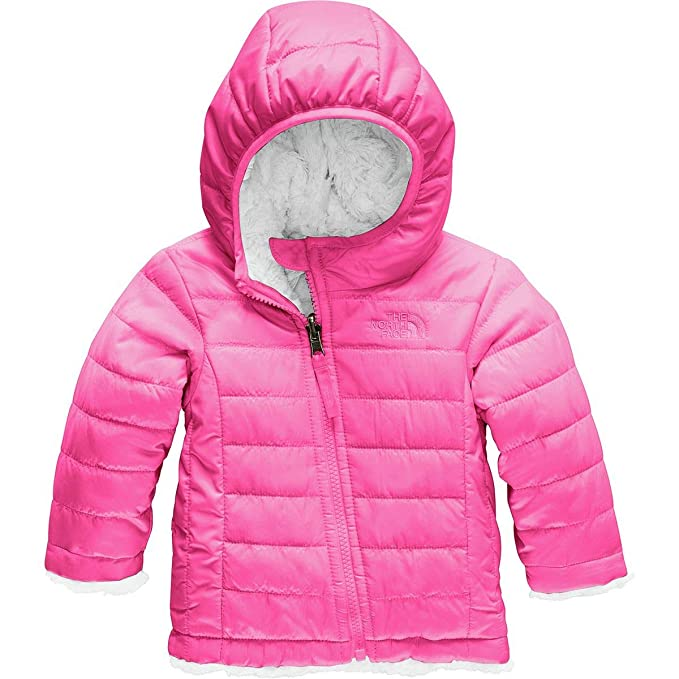 Amazon.com: The North Face Baby Reversible Mossbud Swirl ...