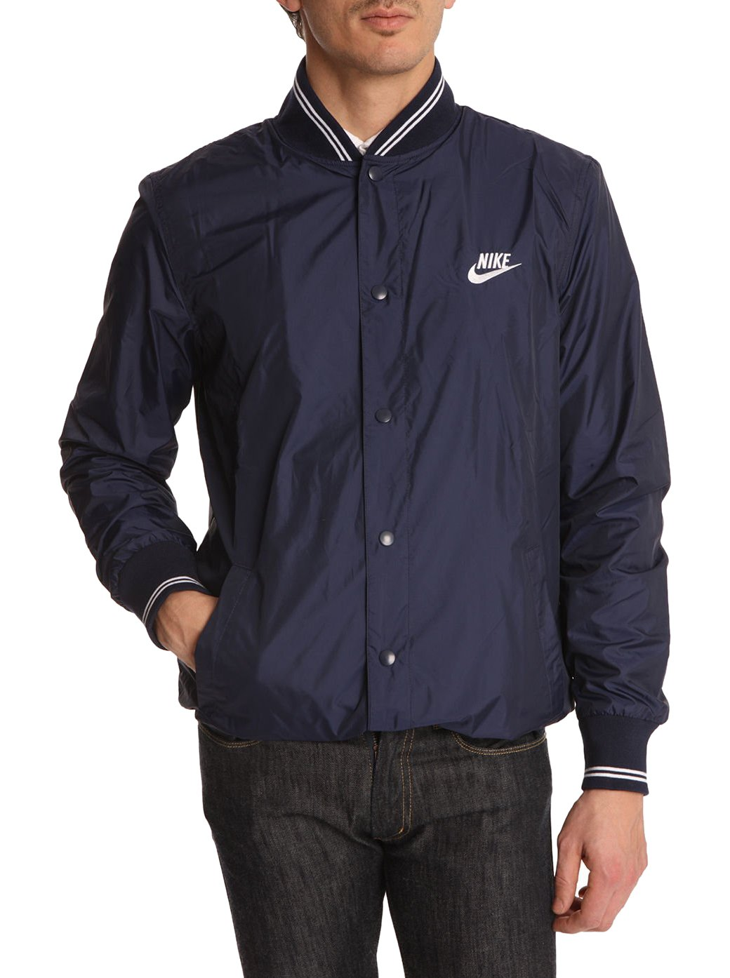 Nike Herren Jacke Oxford Coaches