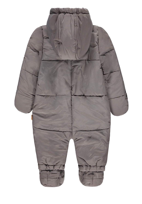 Steiff Schneeoverall, Traje para la Nieve Unisex bebé, Gris (Wet Weather|Gray 1019), 86 cm: Amazon.es: Ropa y accesorios