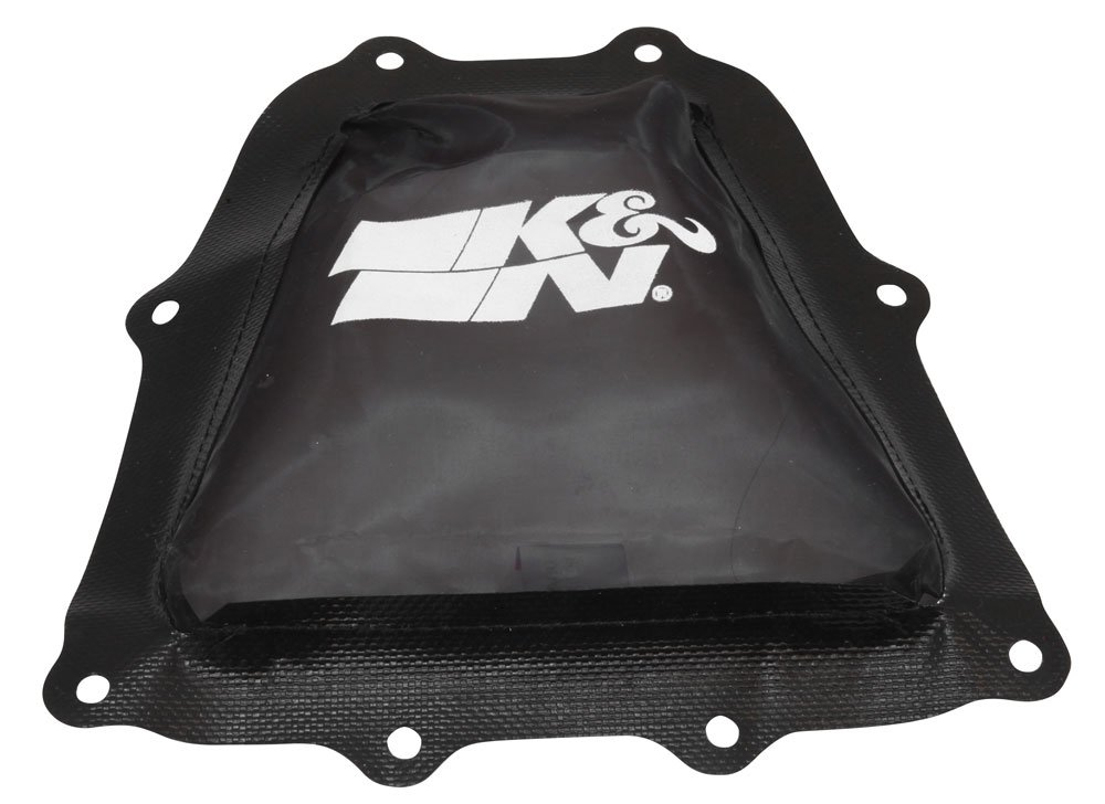 K&N YA-4514DK Black Drycharger Filter Wrap - For Your K&N YA-4514XD Filter K&N Engineering