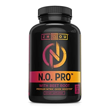 Nitric Oxide Supplement with L Arginine, Citrulline Malate, AAKG and Beet  Root - Powerful NO