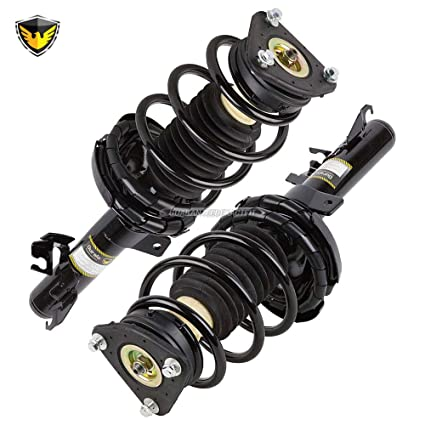 1d8d59f8914 Amazon.com  Pair Duralo Front Strut   Spring Assembly For Mazda 3   5 -  Duralo 1192-1189 New  Automotive