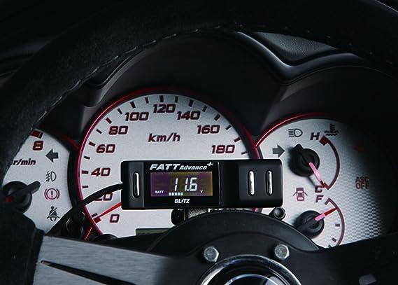 Blitz 15043 + Fatt Full Auto Turbo Timer Advance Plus: Amazon.es: Coche y moto